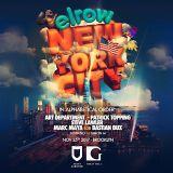Steve Lawler - Live @ Elrow Goes To NYC, Cityfox Warehouse, Brooklyn (25.11.2017)