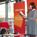 Bethan Roberts in Conversation - World Book Night 2015
