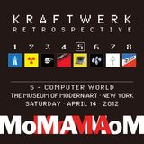 Kraftwerk - The Museum of Modern Art, New York, 2012-04-14