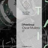 Oscar Mulero @ The Bass Valley 14-10-2016