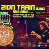 DashaFyahZionTrainSpecialRadioRastafariDubForceRadio2015
