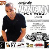 DJ Sin Radio show 200117