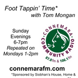 Connemara Community Radio - 'Foot-Tappin' Time' with Tom Mongan - 19nov2017