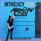 Intricacy Radio 018 - Memory Loss Guestmix (20 August 2019)