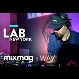 Demuja Mixmag in the Lab NYC