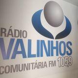 Programa ROCK AO MÁXXIMO da Rádio Valinhos FM do dia 18 de agosto de 2018
