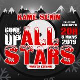 Gone Up All-Stars #Winter2019 - Kame Senin