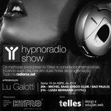HYPNO RADIO SHOW 18.04.2014 - MICHEL SAAD (DISCO CLUB) & LUIZA BERNARDI (HYPNO)