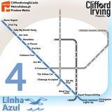 Lisboa Metro Part 4. Azul