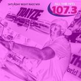 SAT JAN 24 2015 mix 4 - DJ Trayze LIVE on DC's 107.3 FM #SaturdayNightRageMix