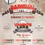 1. K. Manzano @ Cube House Clubbing (Carnival Party Night) [Warm Up] - 09Feb.2013
