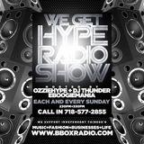 We Get Hype Radio Show 12/10/17