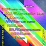 dj JP @ The Kings Club - Retro Vibes VII  14-08-2012