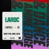 2018.06.23 - Amine Edge & DANCE @ Laroc, Campinas, BR