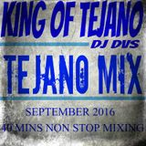 TEJANO MIX BY THE KING OF TEJANO DJ DVS