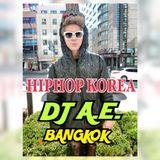 KOREA HIPHOP R&B MIXTAPE DJ A.E