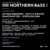 INDIGENOUS DUBS: Northern Bass Special (3rd August 2018)