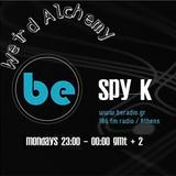 Spy.k - Weird Alchemy @ BeRadio 13-04-2015