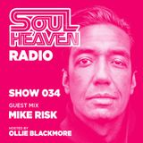 Soul Heaven Radio 034: Mike Risk