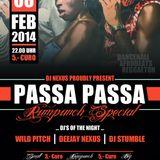 LIVE @ Passa Passa 08-02-2014