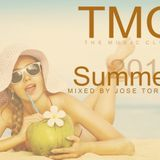 TMC & THE MUSIC CLUB MIXED BY JOSE TORRES SUMMER 2017 VOL.1