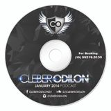 Dj Cleber Odilon - January 2014 Podcast