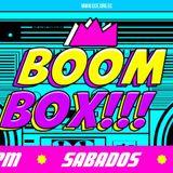 BOOMBOX Programa #6 Invitado Especial: EQUIS