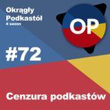 #72 Cenzura podkastów