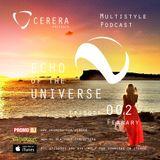CERERA pres Multisyle Podcast Echo of The Universe #002