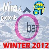 Dj MIRO & CSMtp presents OBAR WINTER 2012