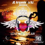 FLASH BACK 90s Radio Show LOVE SESSION by JC ARGANDOÑA DJ 4.2.2017