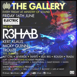 Remake of Ministry of Sound London gig supporting R3HAB on 16th June 17
