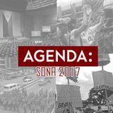 Agenda: SONA 2017 (SONA 2016 Review)
