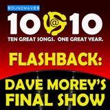 Soundwaves 10@10: Dave Morey's Final Show - 12/19/08