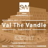 Episode 444 - Val the Vandle Takeover - November 4, 2017