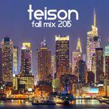 Teison Fall Mix 2015