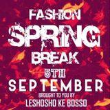 Fashion Spring Break Mix