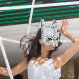 Superfoxx NYE 2016 live for GAYDIO by Krystal Roxx