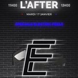 L'after special Electric Feels - 17/01/17
