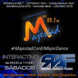 "PODCAST ""INTERACTIVO"" - MAJESTAD FM 89.7 Sábado 9 a 11 am, 8 Marzo 2014"