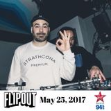 Flipout - Virgin Radio - May 25, 2017