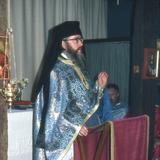 Liturgie in de Orthodoxe Parochie van Gent met Archimandriet Kallistos Ware - 1976.