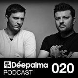 Déepalma Podcast 020 - by TOSEL & HALE