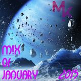 Mix Of January 2015 (mixed by MARV!N K!M) [+ FREE DOWNLOAD]