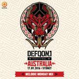 Melodic Monday Mix 4 | Defqon.1 Australia 2016