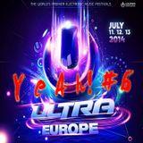 Y e A h! #6 for UltraEurope Festival Croatia 2014 by Heineken