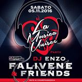 La Musica Unisce Party #01 - Dj Enzo Falivene & Friends @ Be.Cool