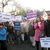 Organising the Fightback - student & workers perspective from Ireland in 2009