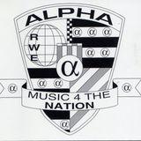 Alpha the Plaza - DJ HMC June 18th 1993 (Part 1)