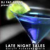 Late Night Tales - Guilty Pleasures 2014